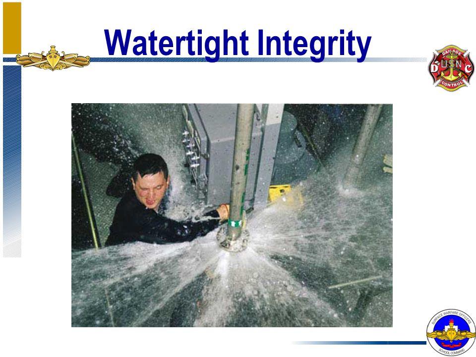 Watertight Integrity