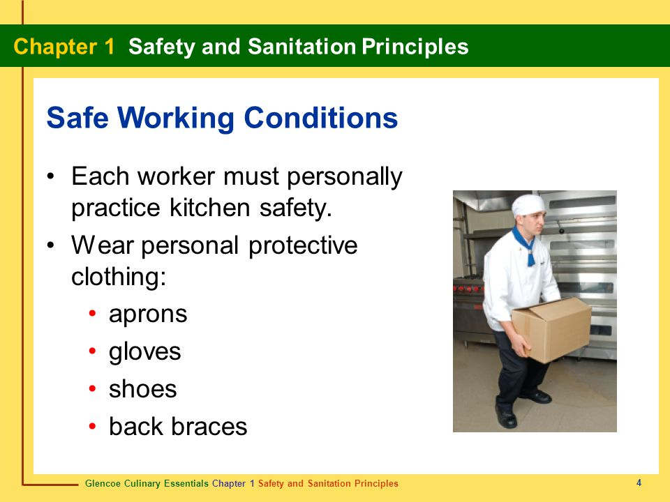Safe Working Conditions