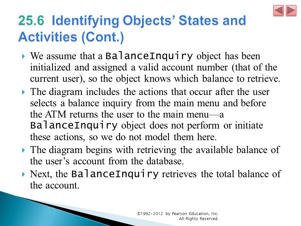 25.6 Identifying Objects' States and Activities (Cont.)