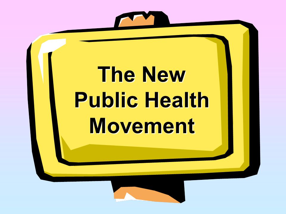 Public Health Movement