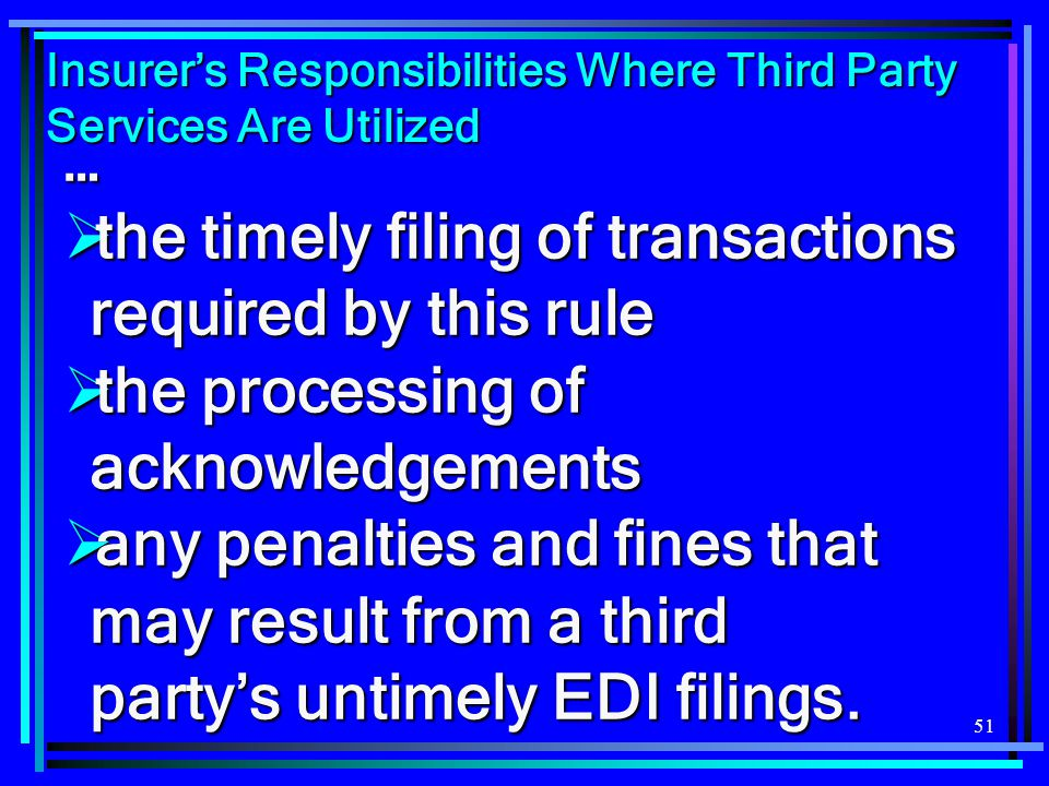 the timely filing of transactions required by this rule