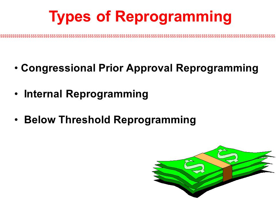 Types of Reprogramming