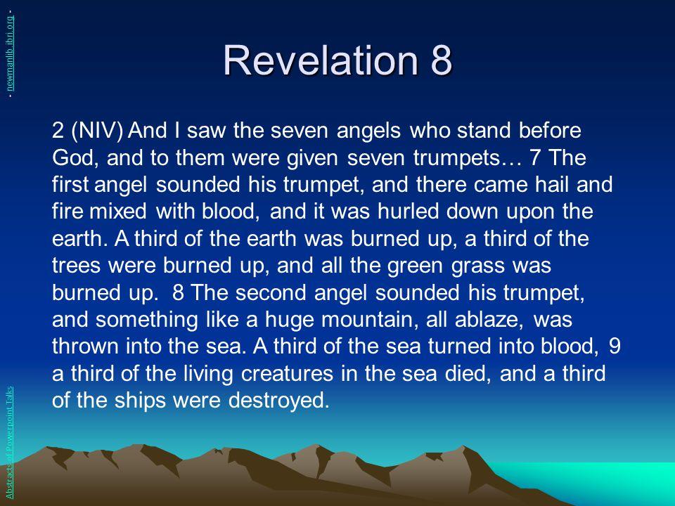 Revelation 8 - newmanlib.ibri.org -