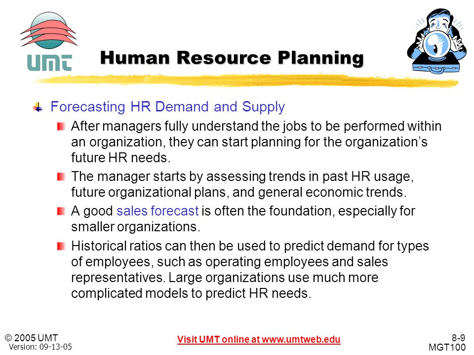 Human Resource Planning