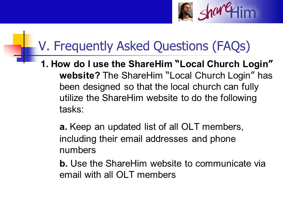 V. Frequently Asked Questions (FAQs)