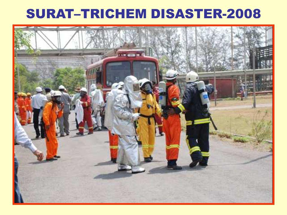 SURAT–TRICHEM DISASTER-2008