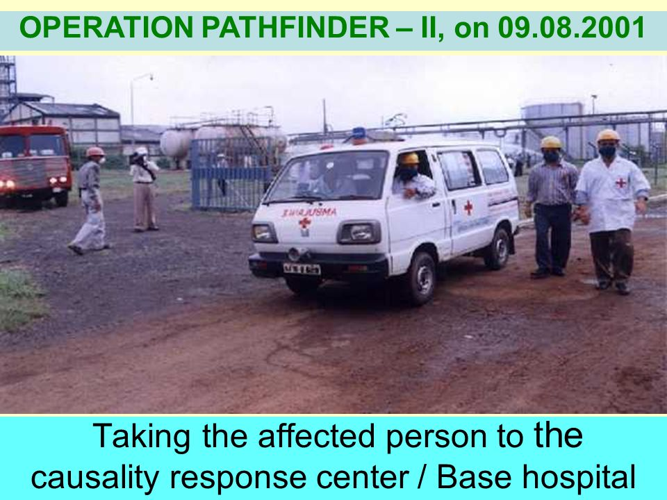 OPERATION PATHFINDER – II, on 09.08.2001
