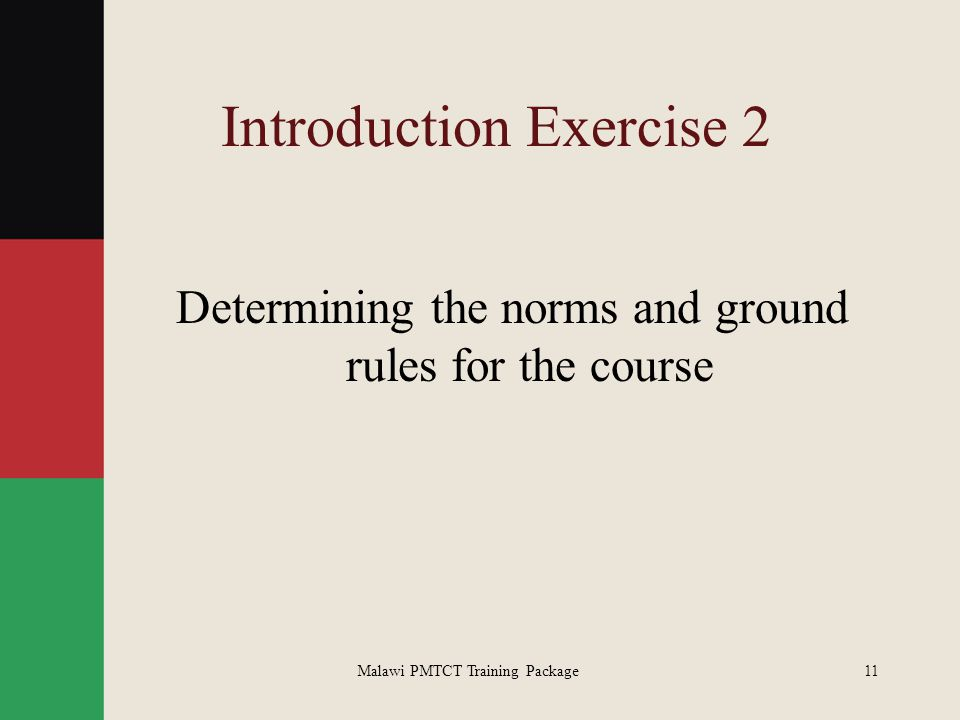 Introduction Exercise 2