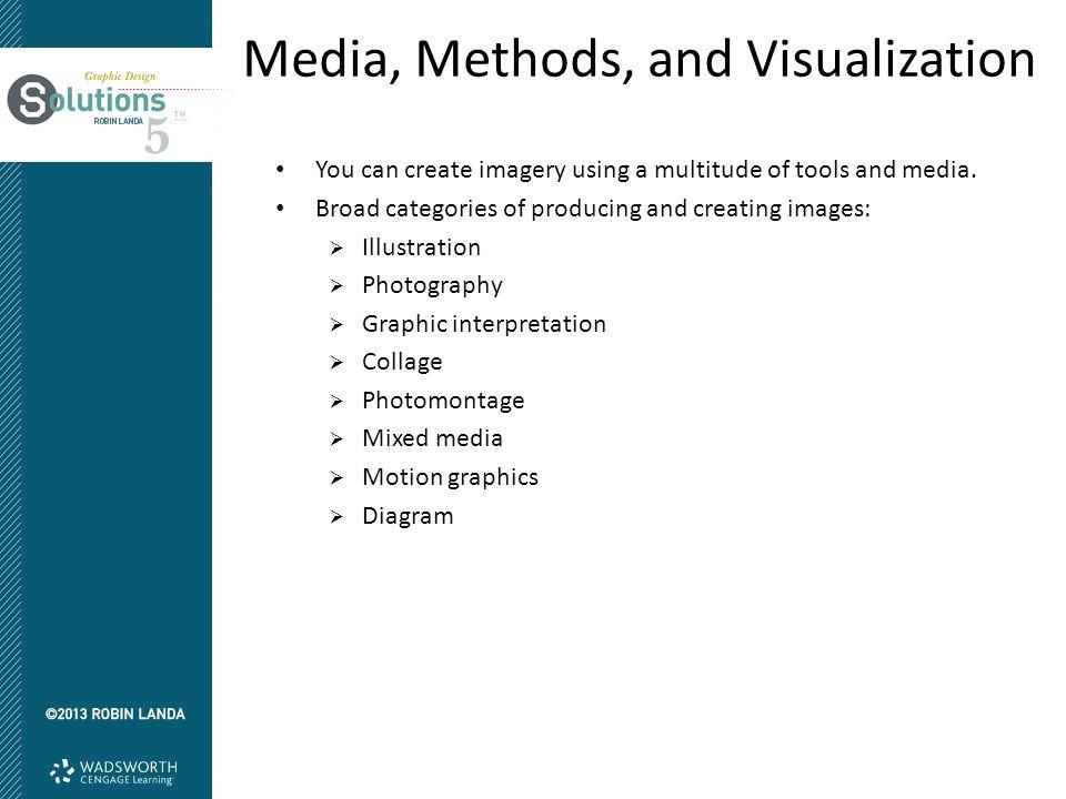 Media, Methods, and Visualization