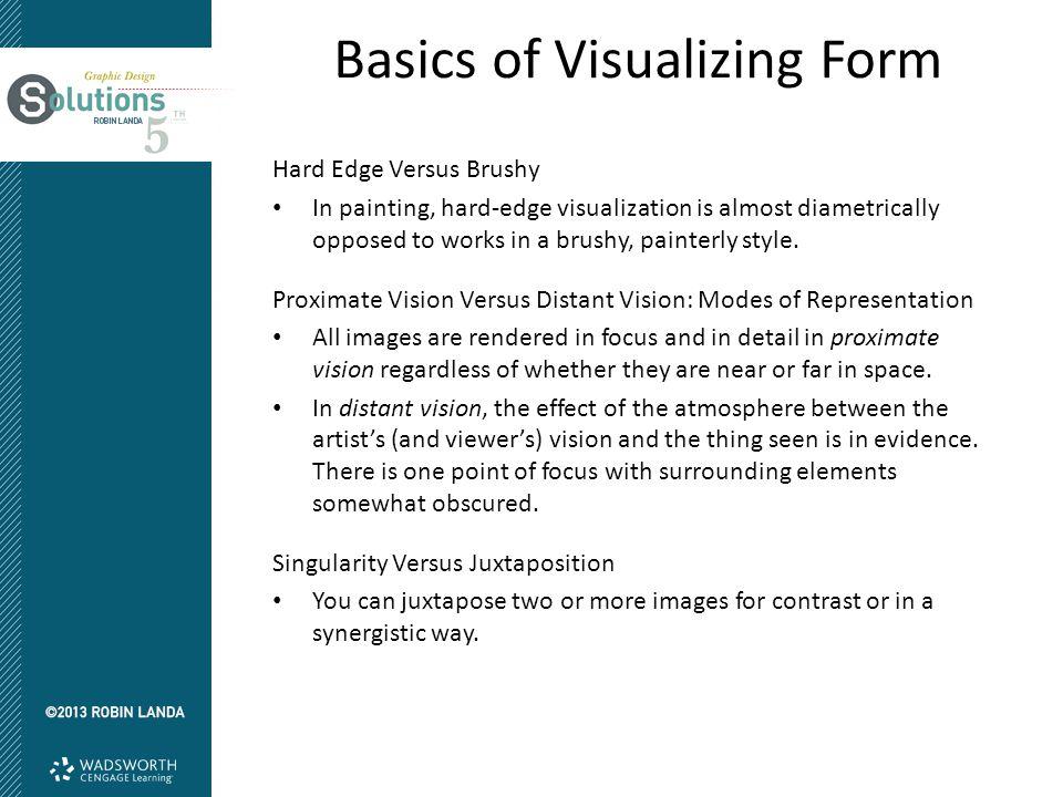 Basics of Visualizing Form