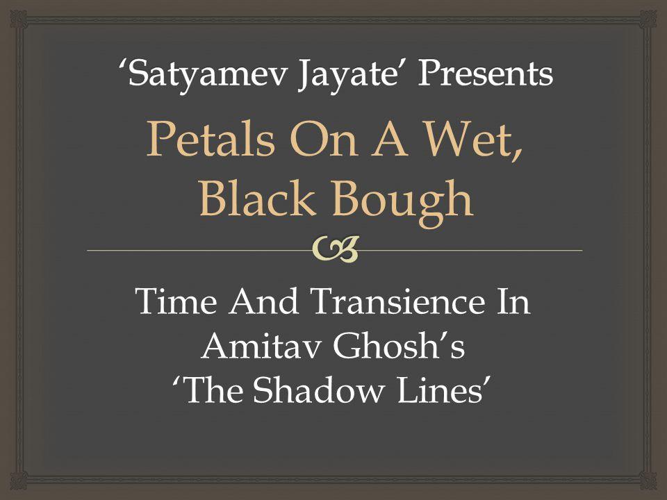 'Satyamev Jayate' Presents