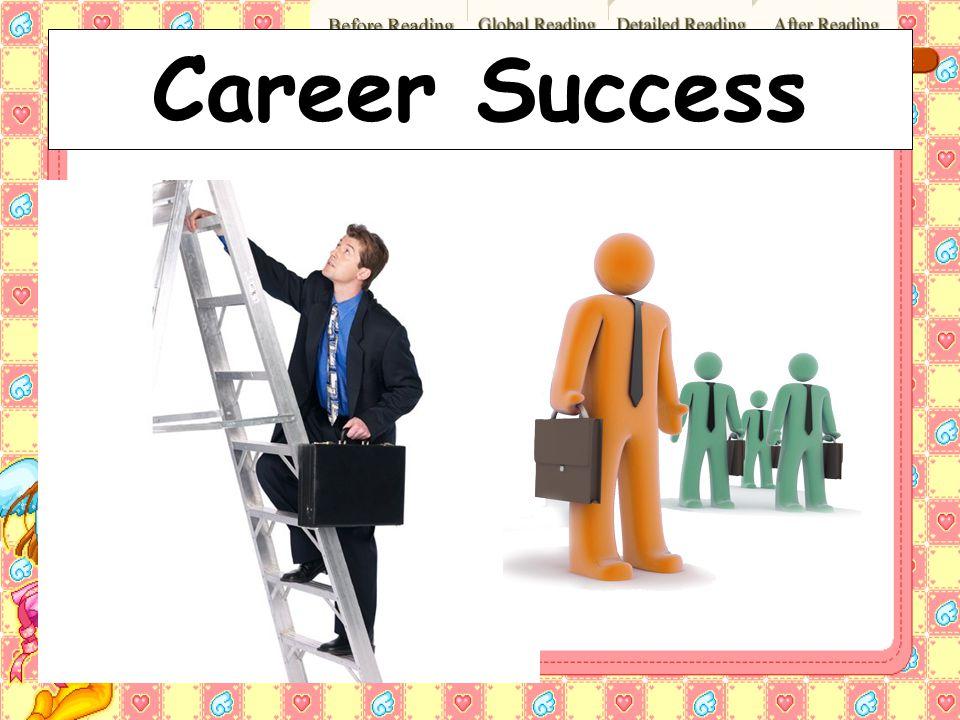 Career Success 38