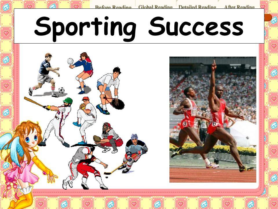 Sporting Success 40