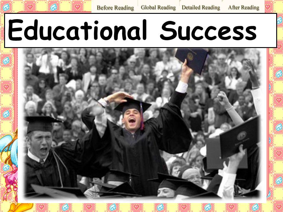Educational Success 41