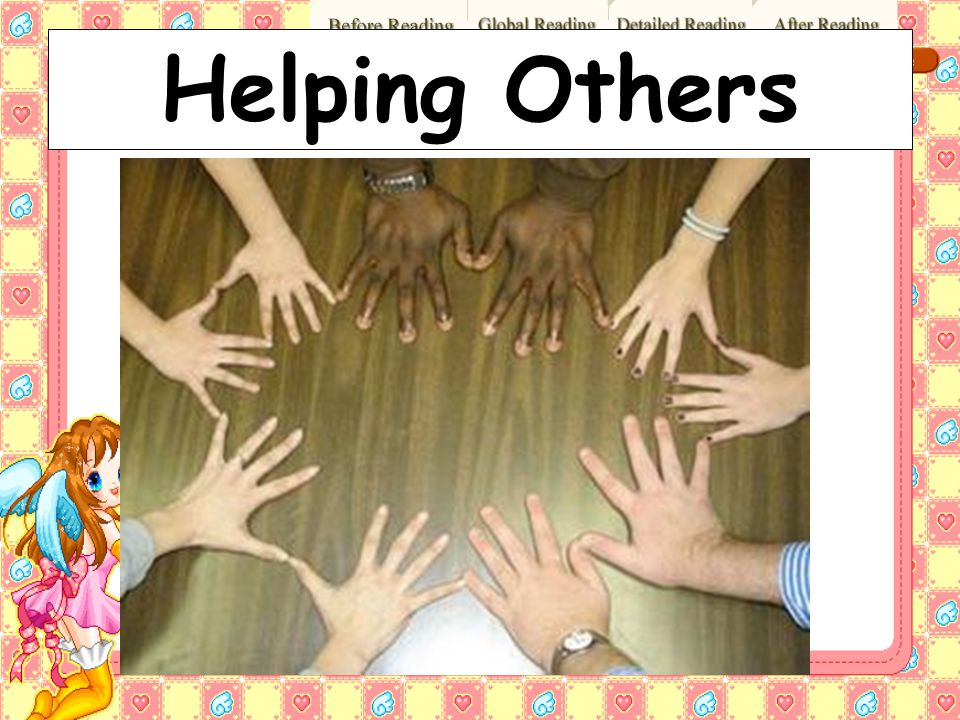 Helping Others 42