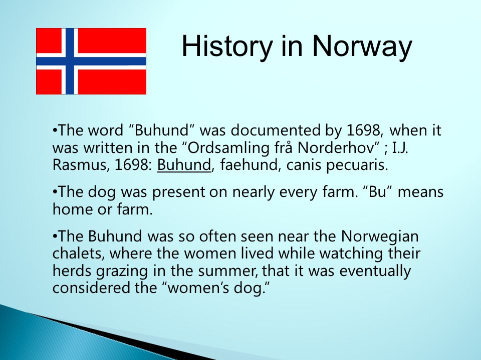 History in Norway