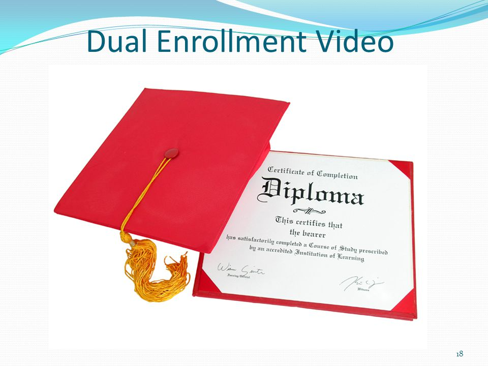 Dual Enrollment Video