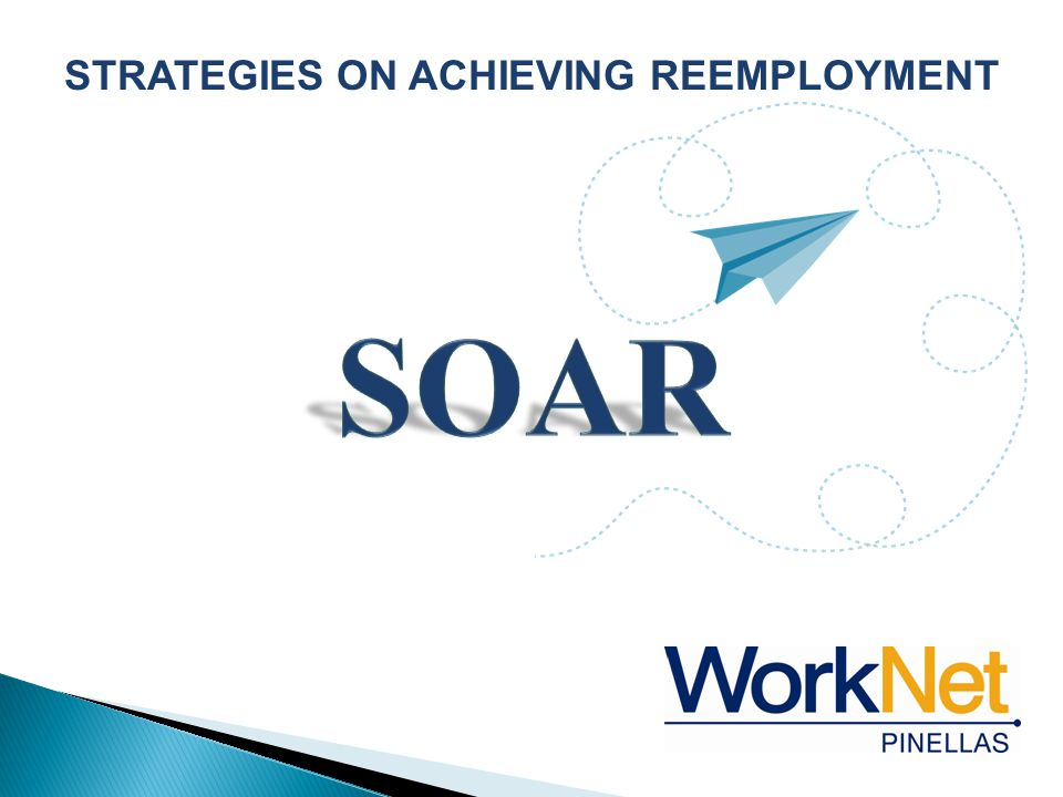 Strategies on achieving reemployment