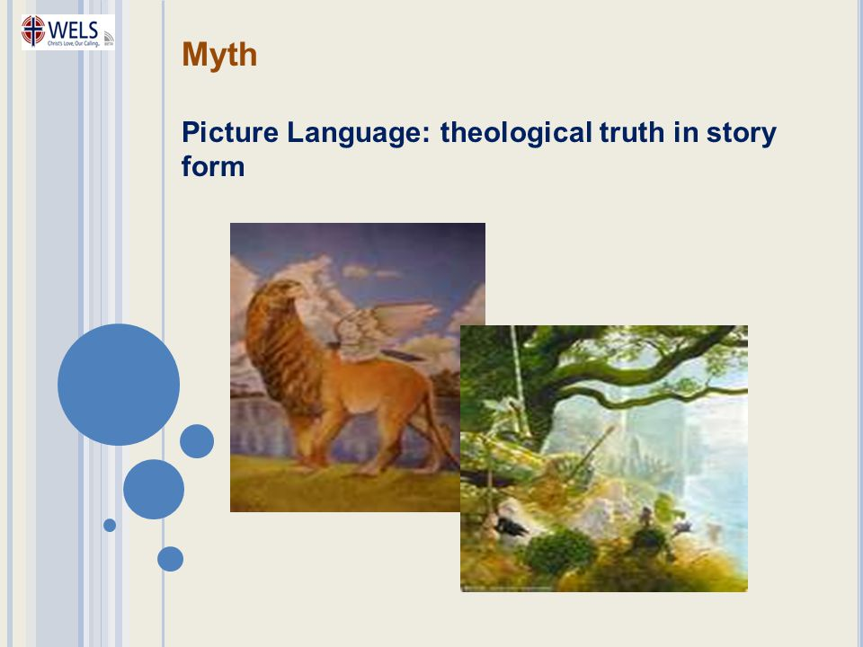 Myth Picture Language: theological truth in story form