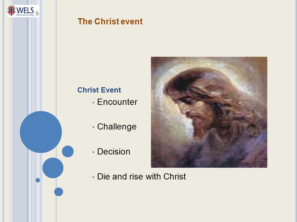 Die and rise with Christ