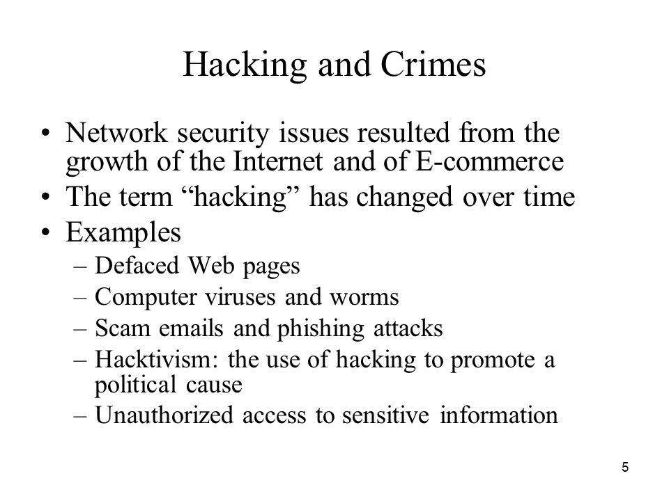 ethical issues of computer hacking Ethical problems with modern through which we can observe important and very relevant computer-based issues publications issues essays 2003 3rr2html.
