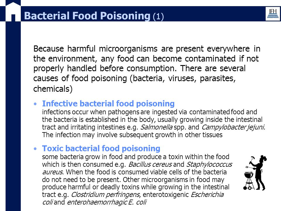 Bacterial Food Poisoning (1)