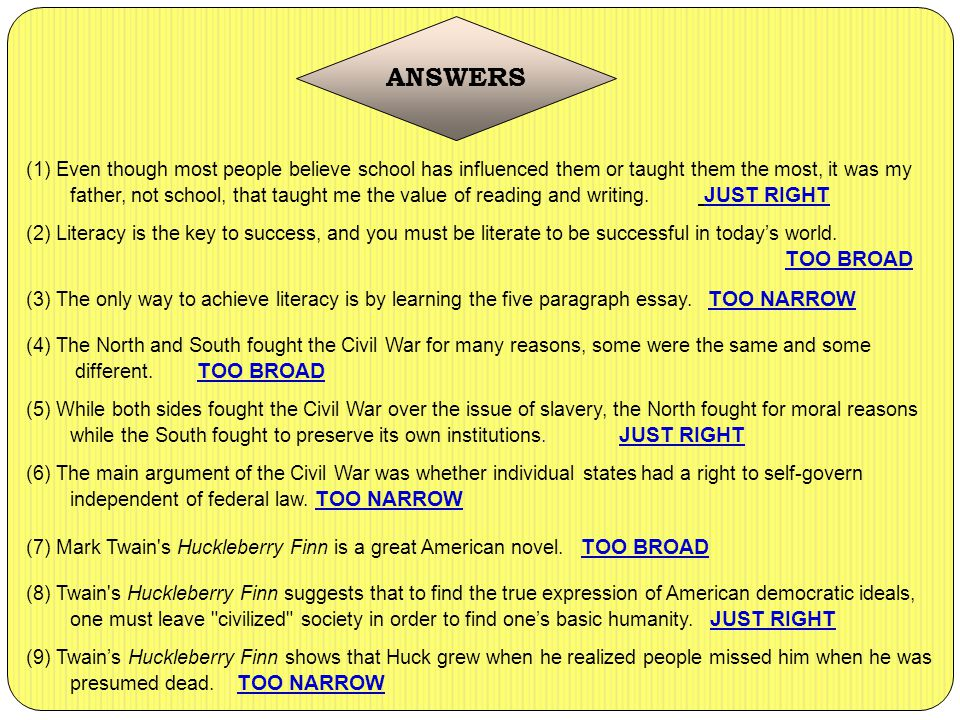 should huck finn be taught in schools essay outline Huck finn is a view into what life was like at that time kids should be educated and enlightened on the degree of racism and bigotry that existed in everyday life, how wrong it really was, and thus not diminish the importance of (or hide) any part of the path we have to be on to eliminate it.