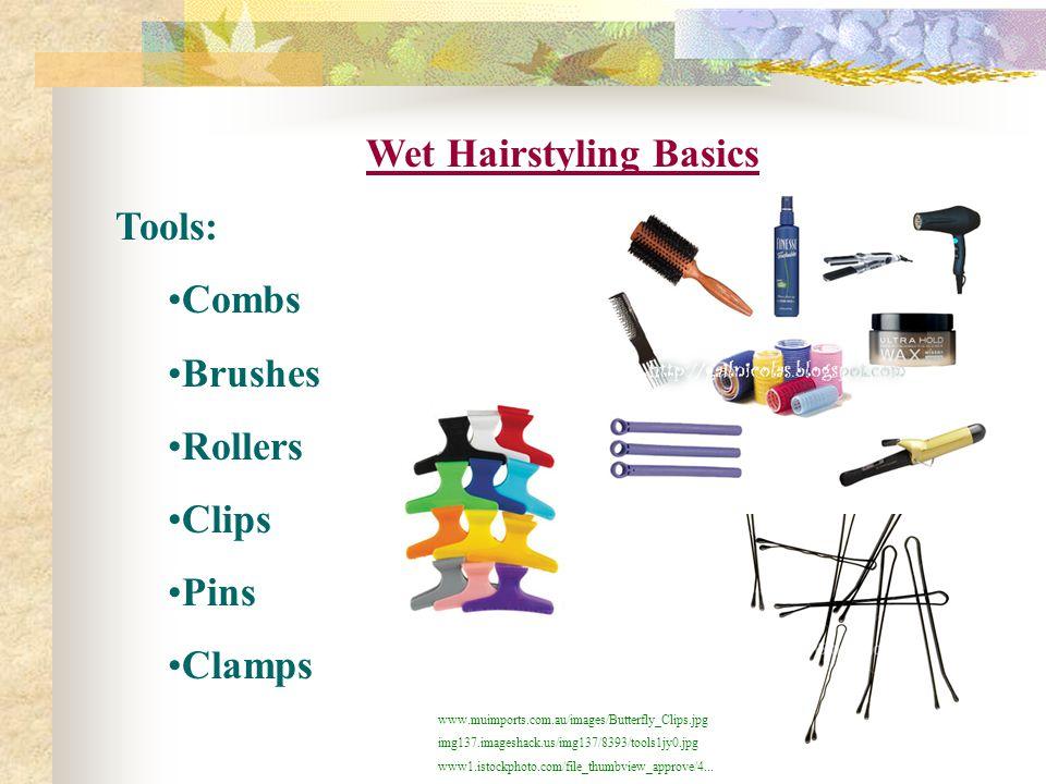 Wet Hairstyling Basics