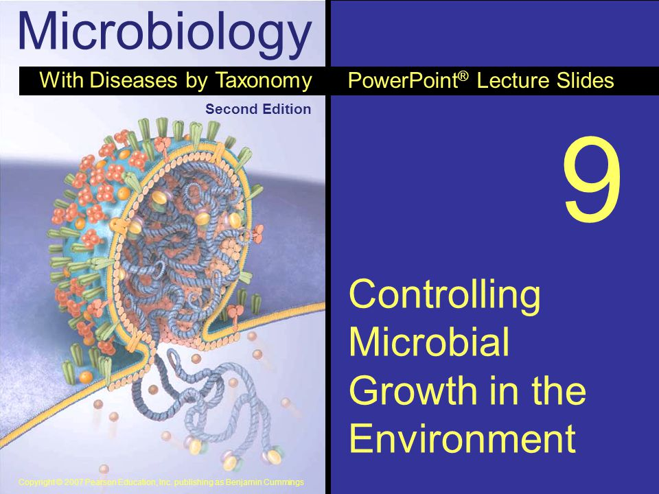 Controlling Microbial Growth in the Environment