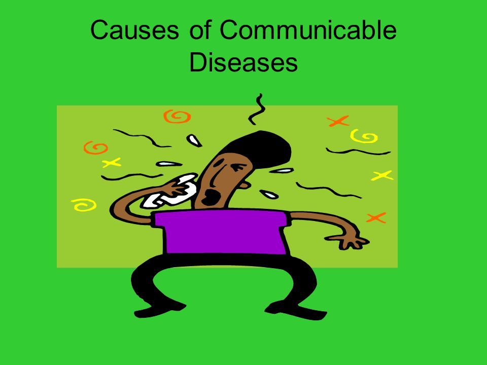 Causes of Communicable Diseases