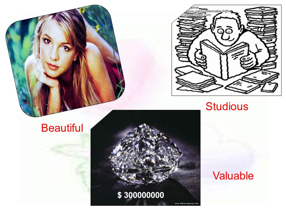 Studious Beautiful Valuable $ 300000000