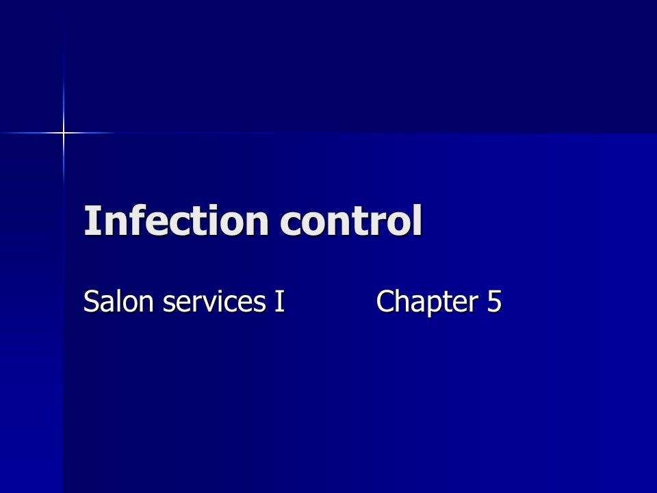 Salon services I Chapter 5