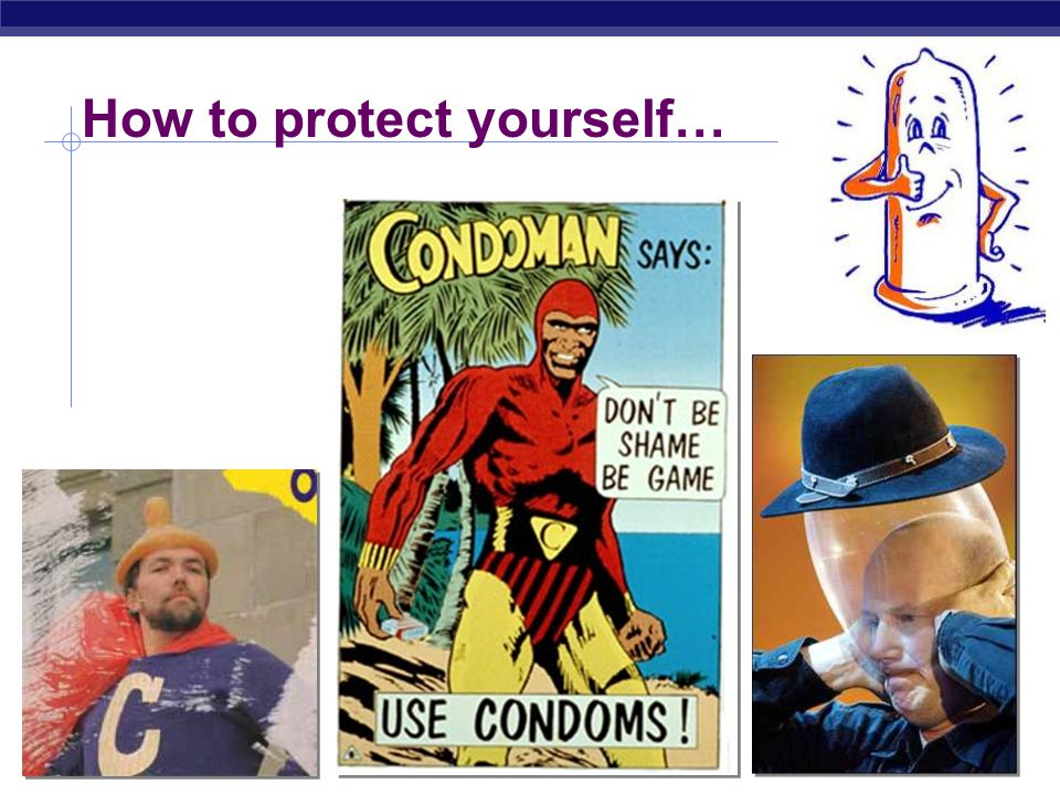 How to protect yourself…