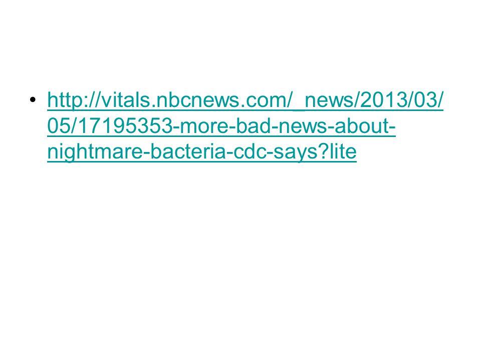 http://vitals. nbcnews