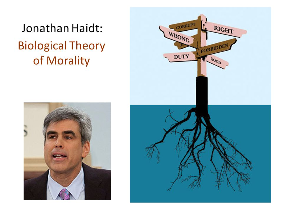 Biological Theory of Morality