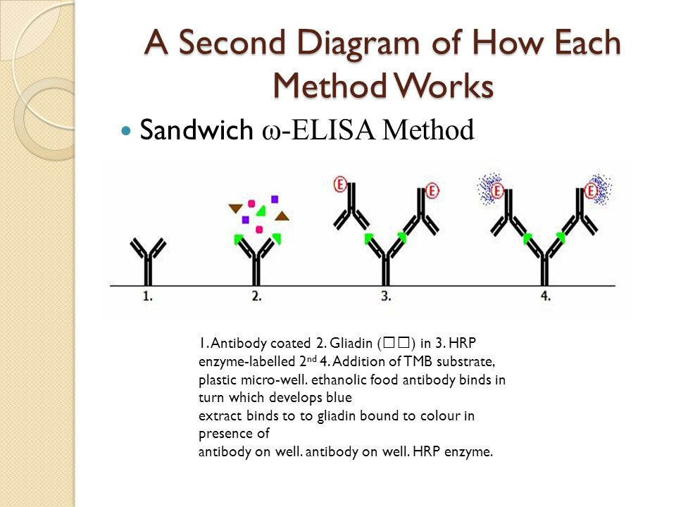 A Second Diagram of How Each Method Works