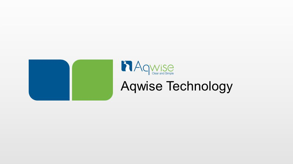 Aqwise Technology