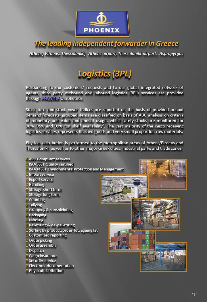 Logistics (3PL)