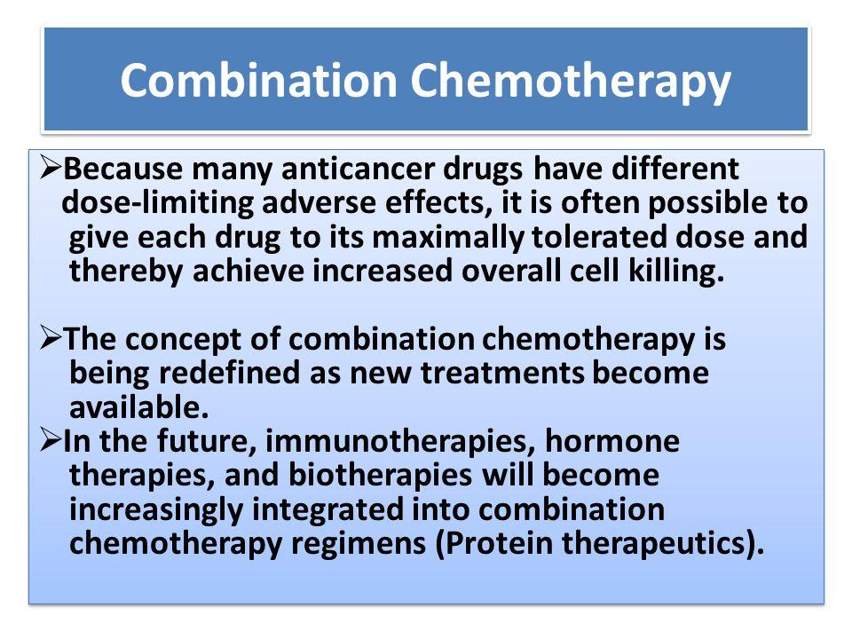 Combination Chemotherapy