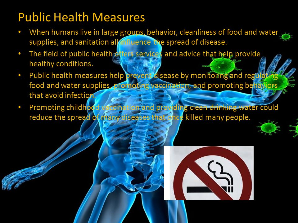 Public Health Measures