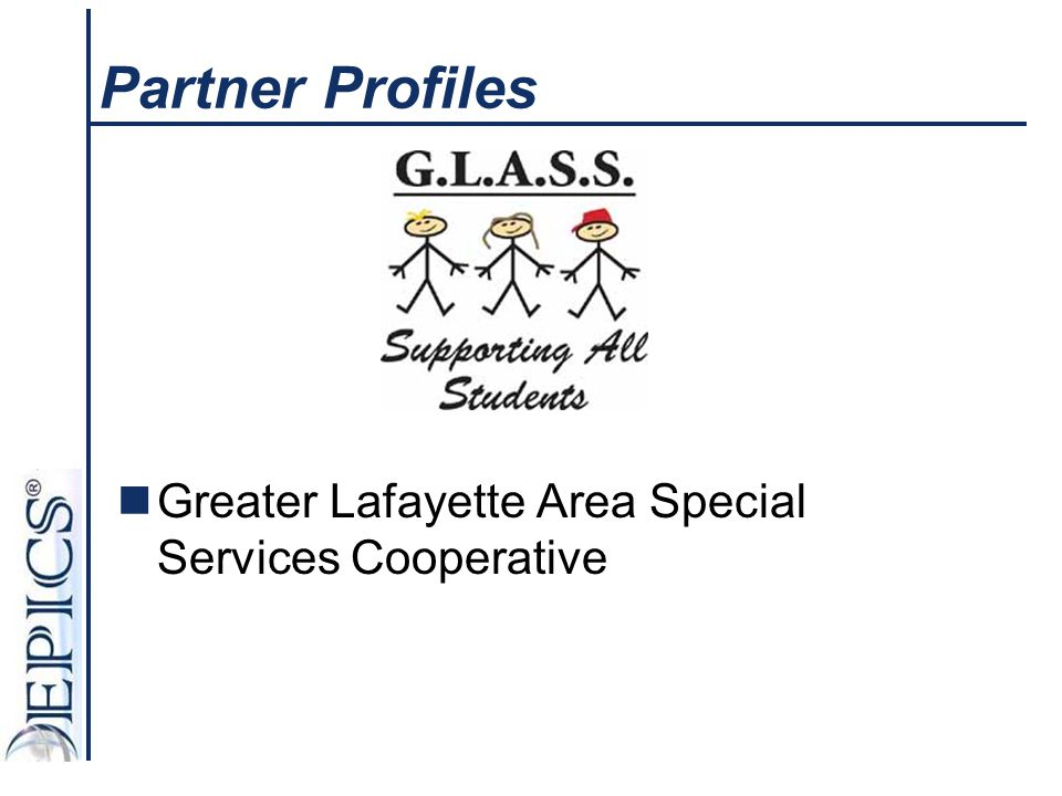 Partner Profiles Greater Lafayette Area Special Services Cooperative