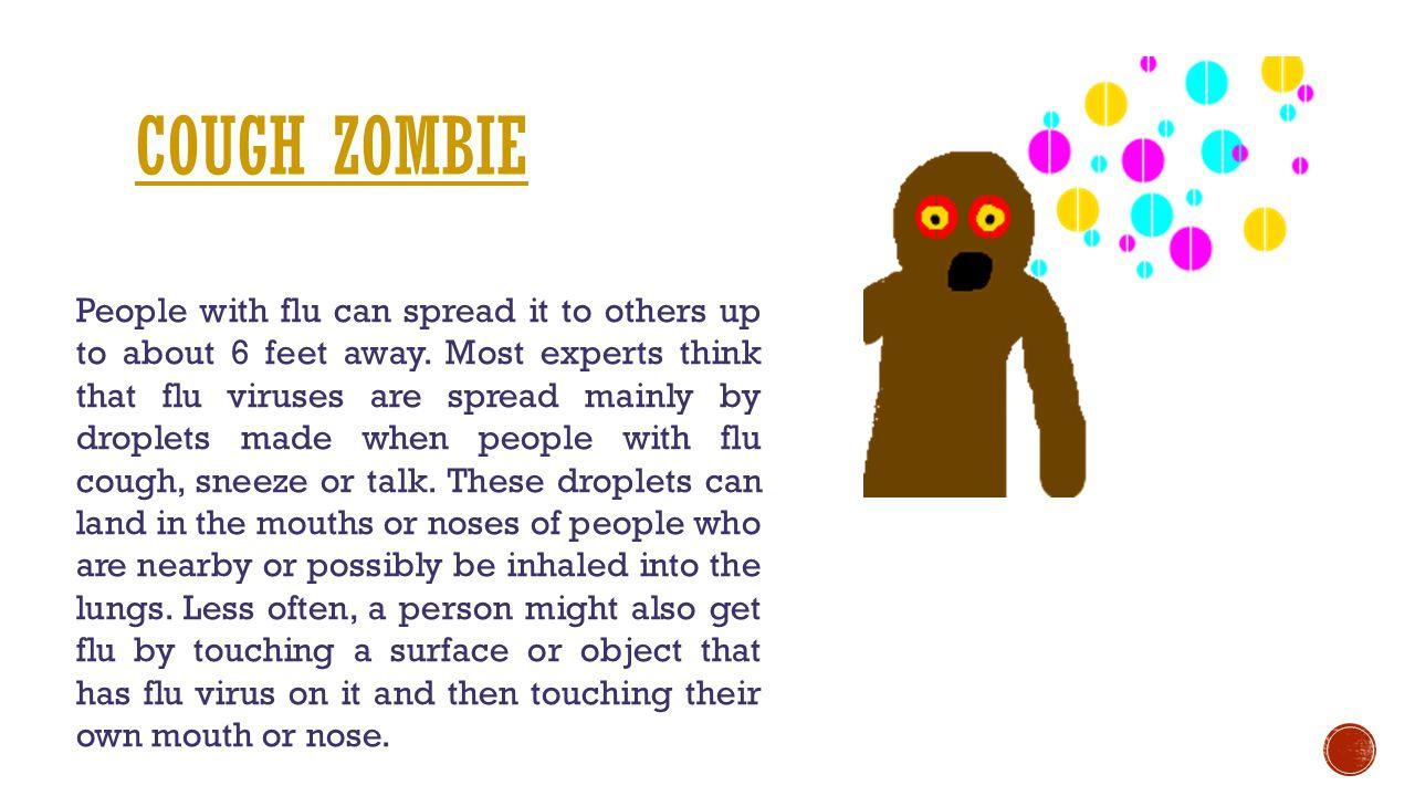 cough zombie