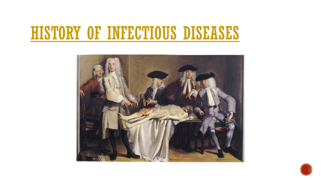 History of Infectious Diseases