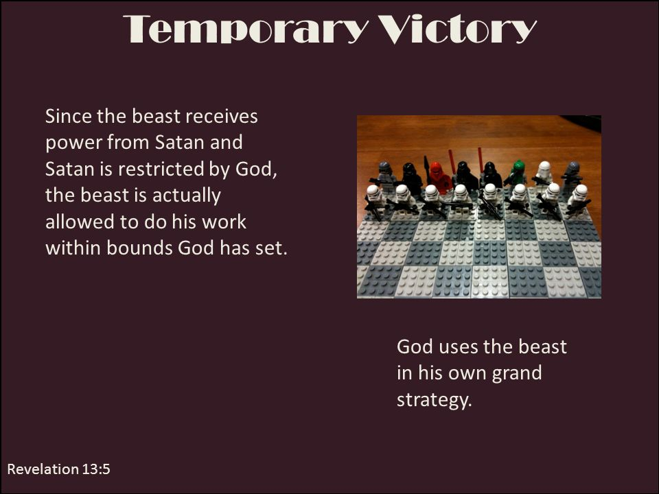 Temporary Victory