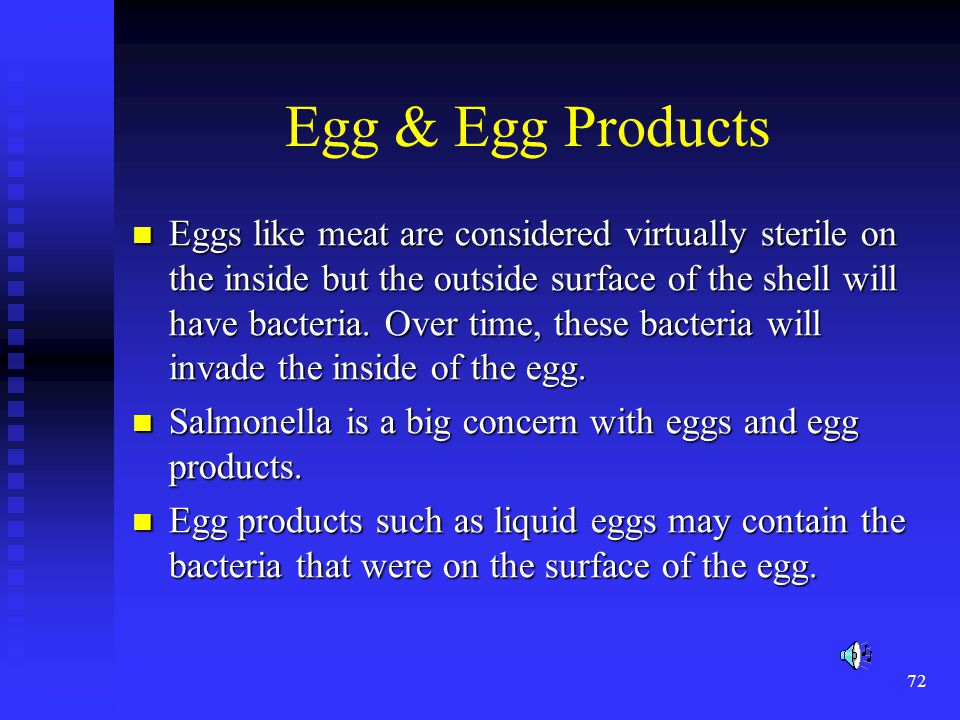 Egg & Egg Products