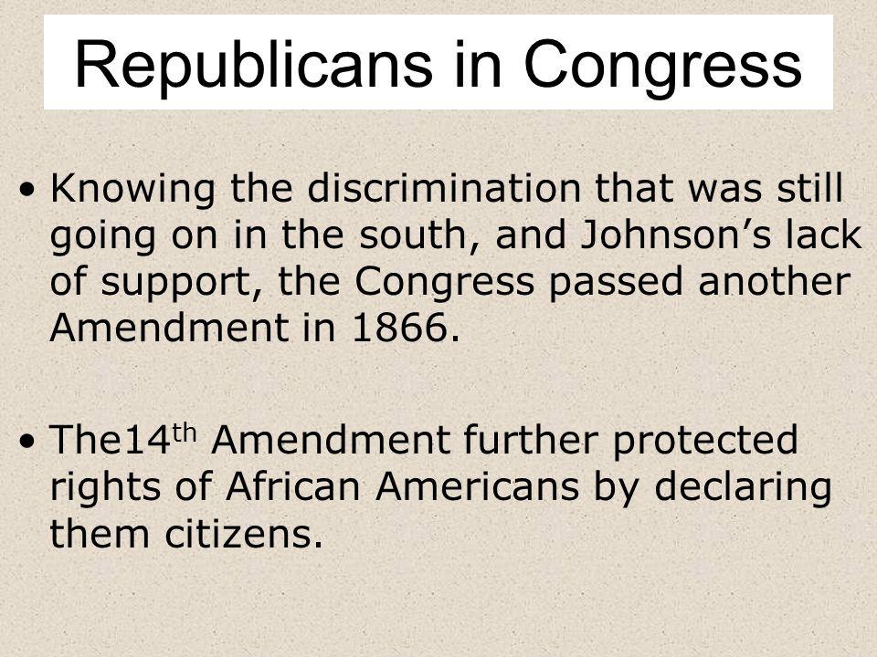 Republicans in Congress