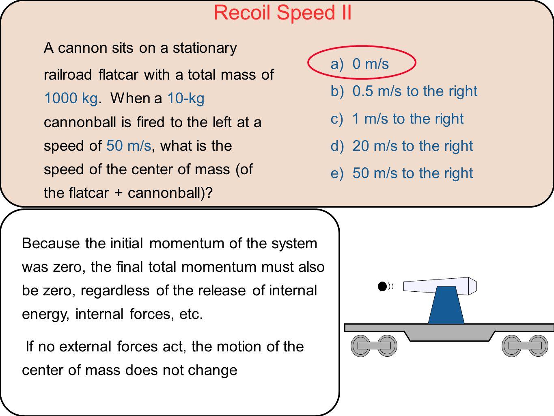 Recoil Speed II