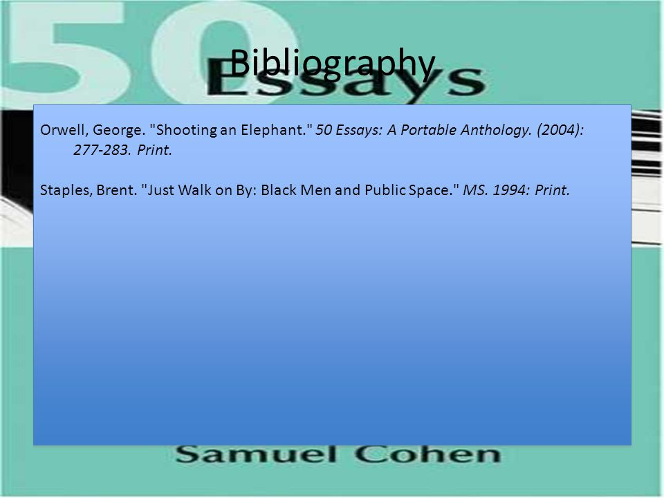 black men and public essay