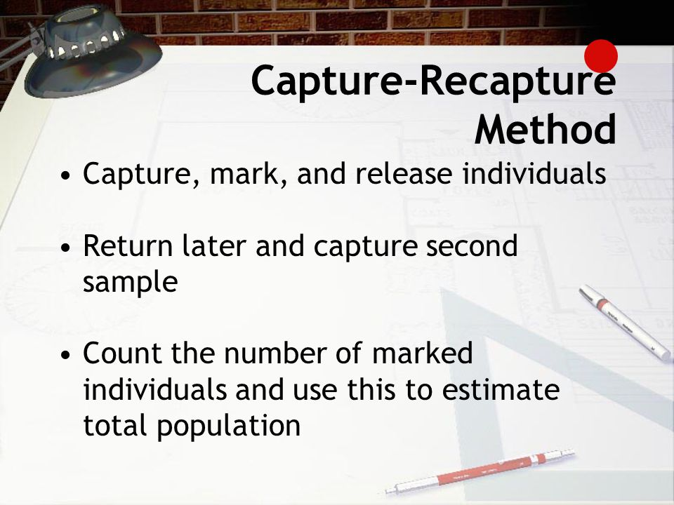 Capture-Recapture Method