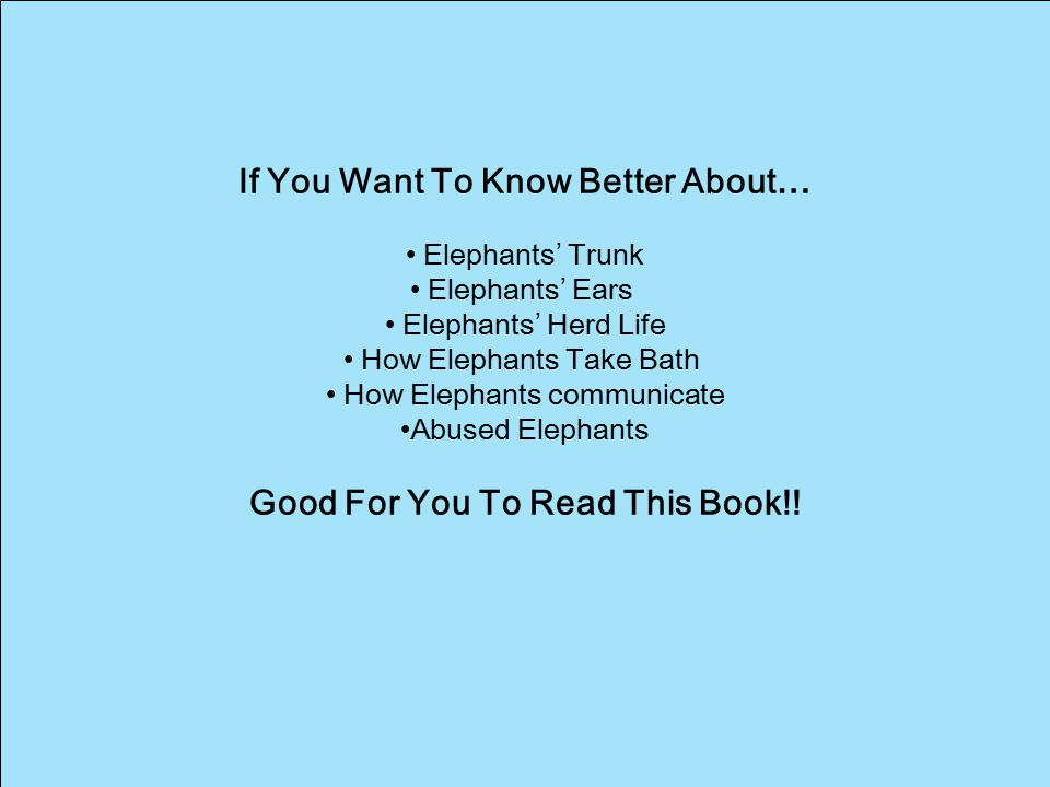 Good For You To Read This Book!!